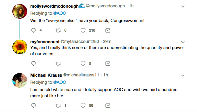 Screen-Shot-2019-03-16-at-1.25.31-PM AOC Humiliates Conservatives In Weekend Twitter Showdown Featured Politics Social Media Top Stories