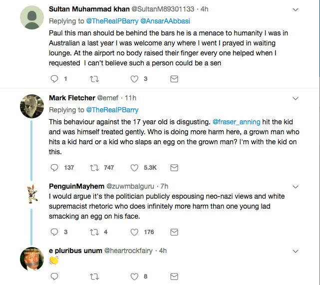 Screen-Shot-2019-03-16-at-2.24.16-PM Kid That Egged Racist Senator Met With Brute Strangulation (VIDEO) Child Abuse Featured Hate Speech Islamaphobia Politics Social Media Top Stories