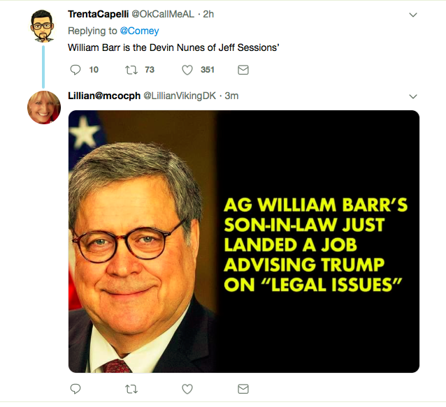 Screen-Shot-2019-03-24-at-7.02.07-PM James Comey Tweets Cryptic Mueller Report Response To America Corruption Domestic Policy Featured Politics Robert Mueller Social Media Top Stories