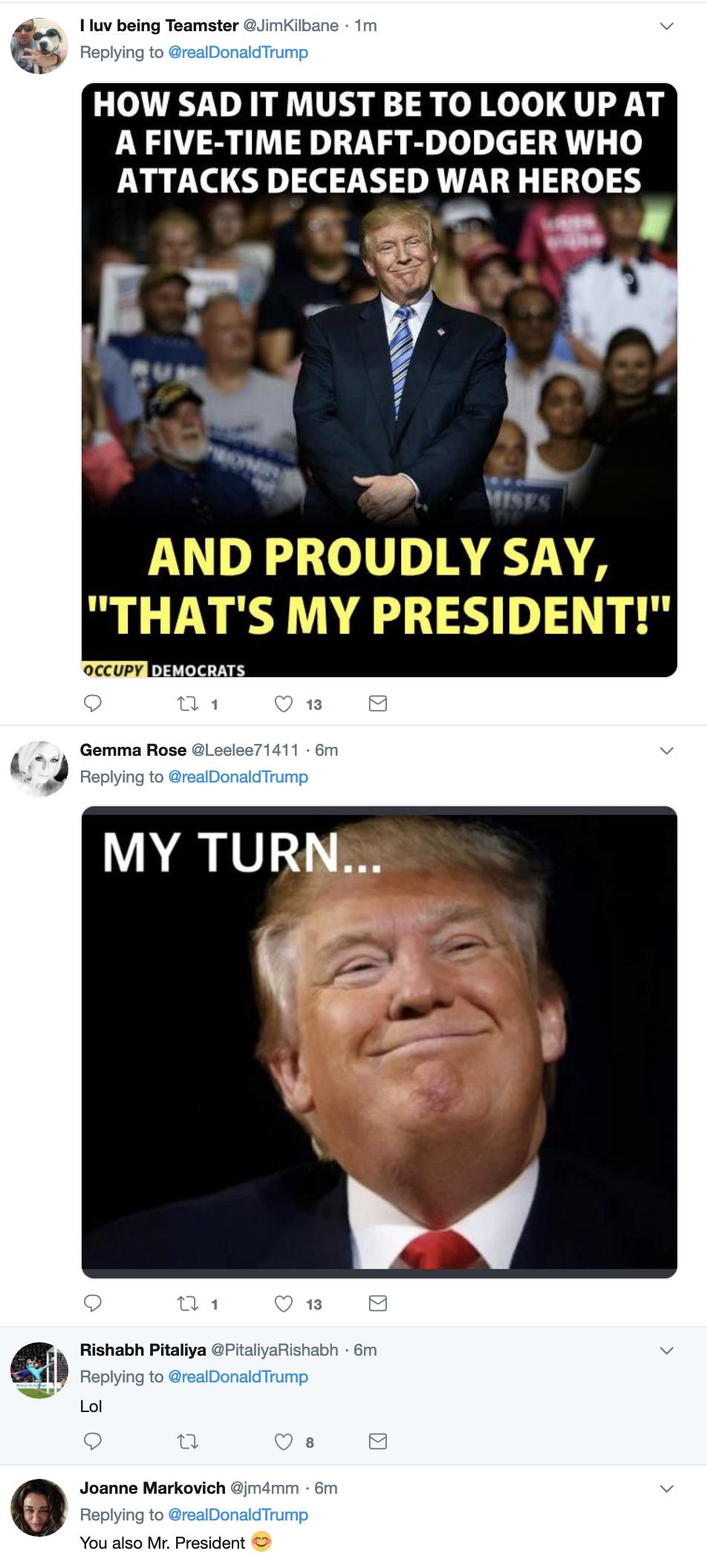 Screen-Shot-2019-03-24-at-7.09.20-AM Trump Flops Awake, Gets Online, & Tweets Sunday Morning Gibberish To America Corruption Crime Donald Trump Mueller Politics Robert Mueller Russia Top Stories