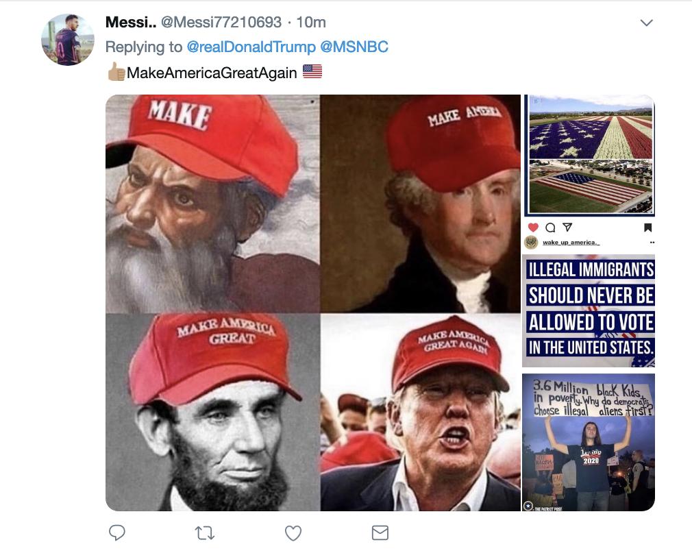 Screen-Shot-2019-03-25-at-6.55.19-AM Trump Rockets Out Of Bed To Unleash Monday A.M. Mueller Rant Corruption Crime Donald Trump Mueller Politics Robert Mueller Russia Top Stories