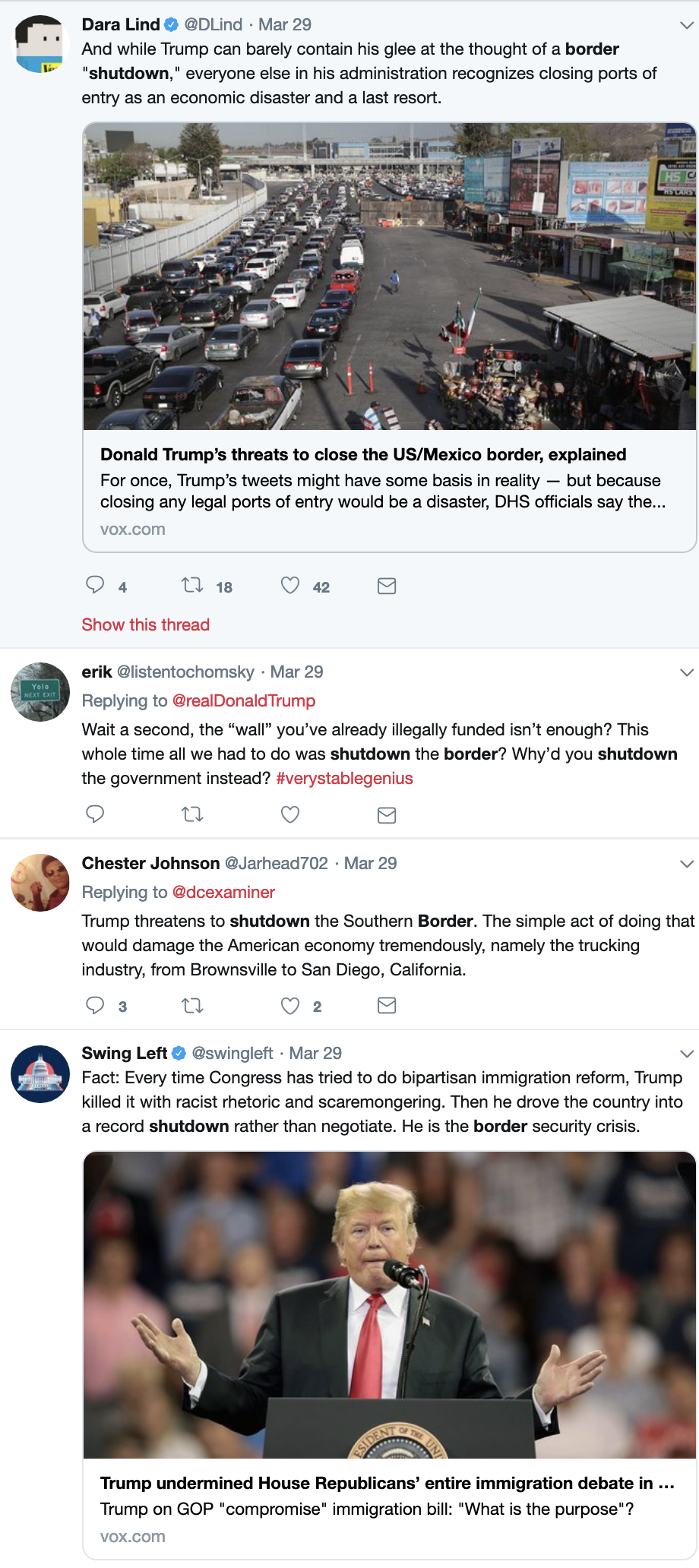 Screen-Shot-2019-03-31-at-12.49.26-PM Trump's Trusted Border Officials Publicly Throw Him Under The Bus (DETAILS) Child Abuse Corruption Crime Donald Trump Immigration Politics Racism Refugees Top Stories