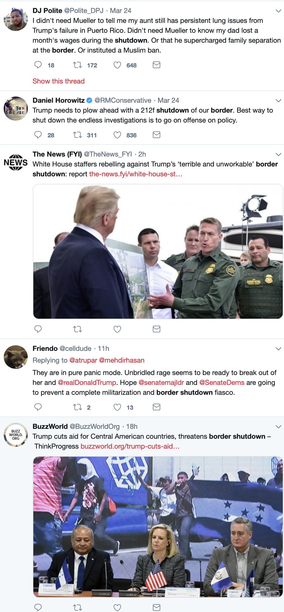 Screen-Shot-2019-03-31-at-12.49.55-PM Trump's Trusted Border Officials Publicly Throw Him Under The Bus (DETAILS) Child Abuse Corruption Crime Donald Trump Immigration Politics Racism Refugees Top Stories