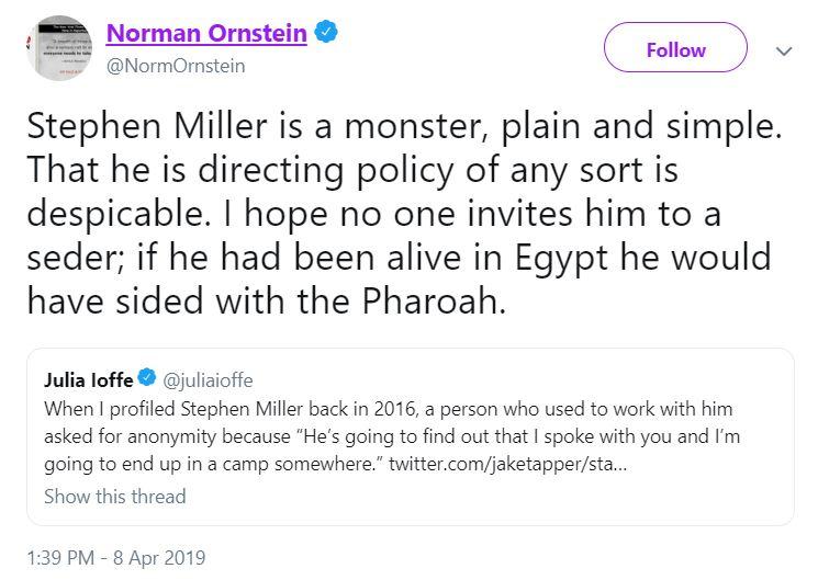 Miller Democrat Ilhan Omar Calls Stephen Miller A Nazi - Snowflakes Melt Donald Trump Featured Immigration National Security Racism Top Stories