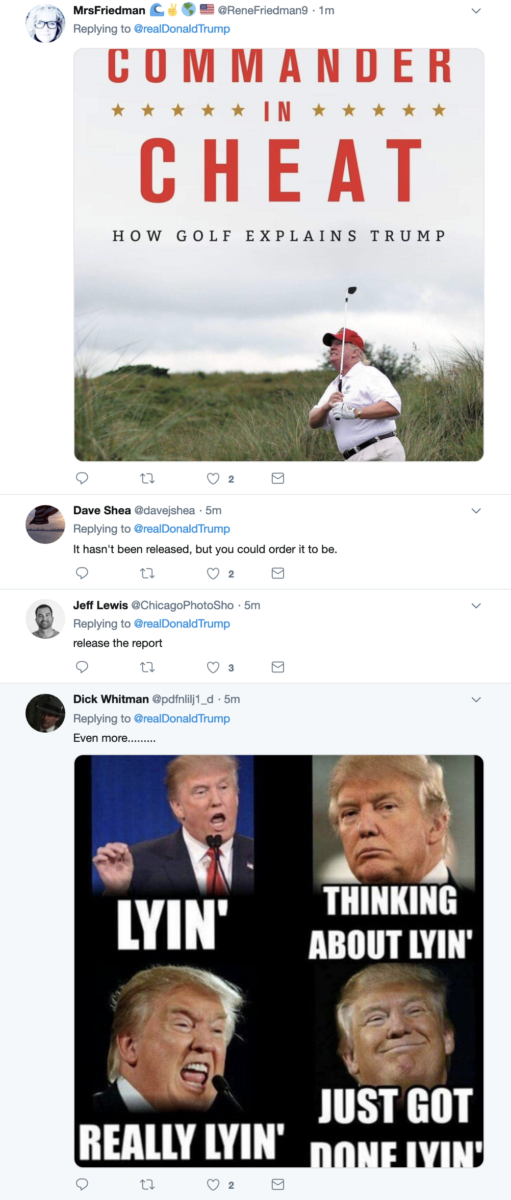 Screen-Shot-2019-04-01-at-7.15.27-AM Trump Tweets Monday Madness, Swears Mueller Report Was Released Child Abuse Corruption Crime Donald Trump Immigration Investigation Mueller Politics Racism Refugees Robert Mueller Russia Top Stories