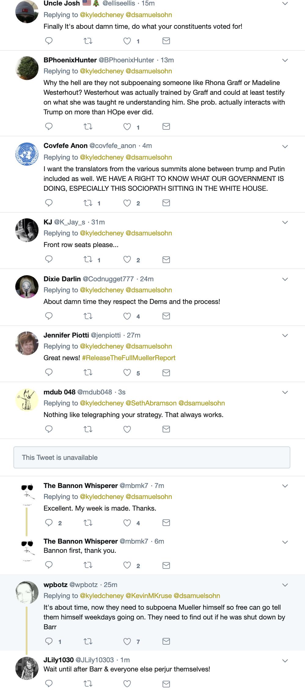 Screen-Shot-2019-04-01-at-8.04.28-AM Judiciary Committee Drops Unedited Mueller Report Bombshell Corruption Crime Donald Trump Investigation Mueller Politics Robert Mueller Russia Top Stories