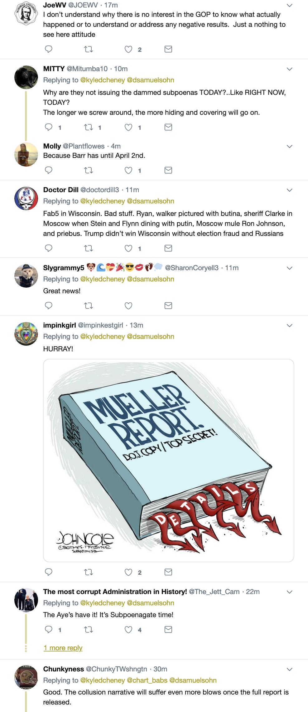 Screen-Shot-2019-04-01-at-8.05.42-AM Judiciary Committee Drops Unedited Mueller Report Bombshell Corruption Crime Donald Trump Investigation Mueller Politics Robert Mueller Russia Top Stories
