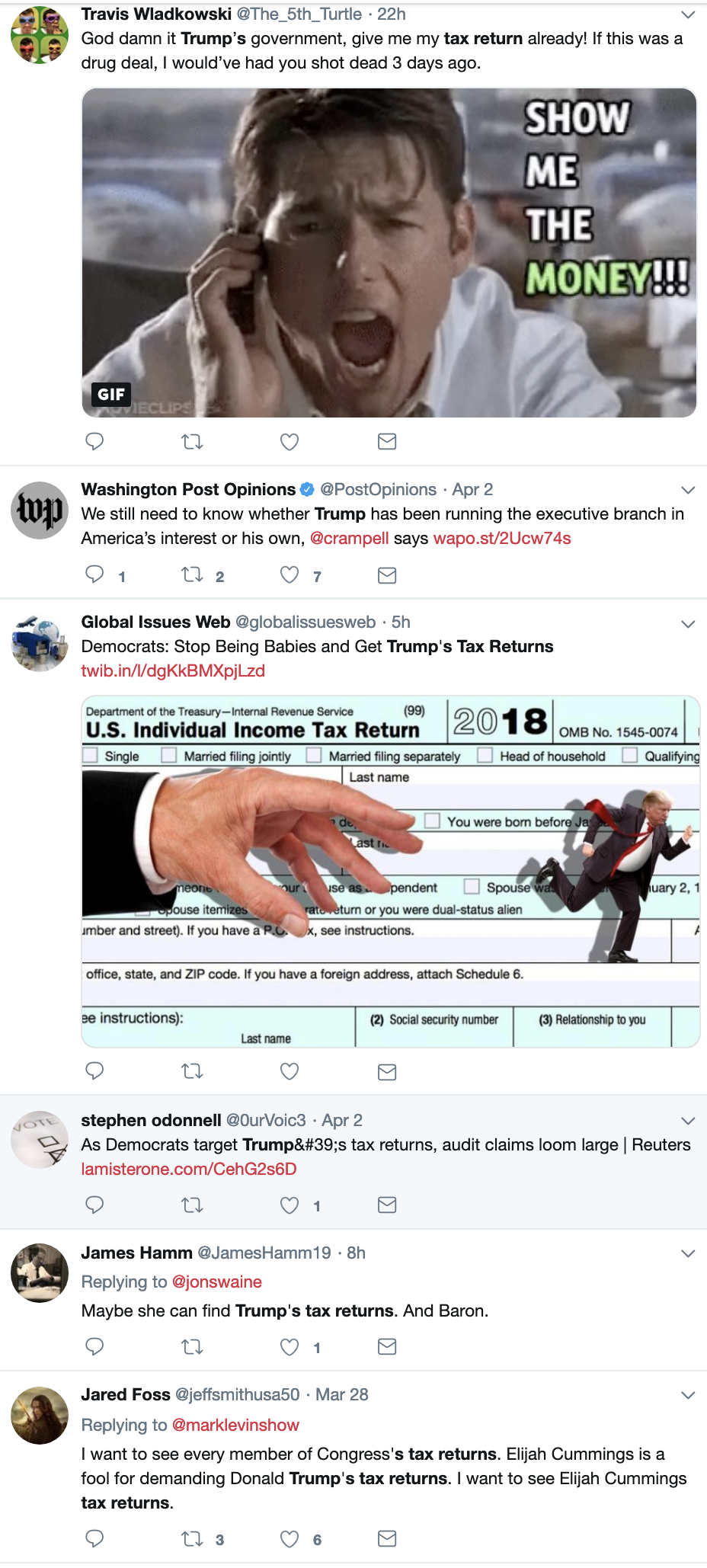 Screen-Shot-2019-04-03-at-3.46.08-PM Trump's Financial Records For The Past 6 Years Subpoenaed Corruption Crime Donald Trump Investigation Mueller Politics Robert Mueller Russia Top Stories
