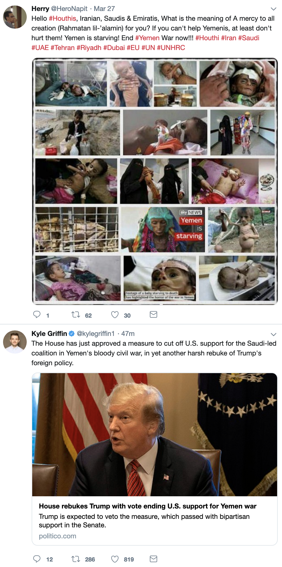 Screen-Shot-2019-04-04-at-12.02.01-PM Pelosi Passes Measure That Has Trump In A Fit Of Rage Child Abuse Corruption Donald Trump Foreign Policy Military Politics Top Stories