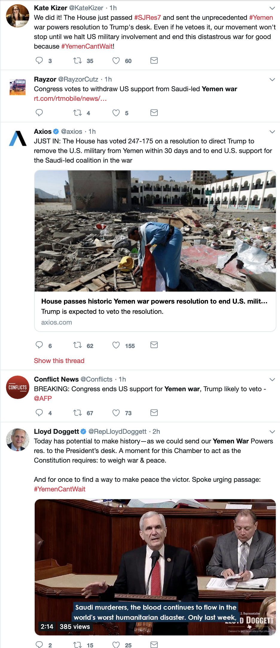 Screen-Shot-2019-04-04-at-12.02.35-PM Pelosi Passes Measure That Has Trump In A Fit Of Rage Child Abuse Corruption Donald Trump Foreign Policy Military Politics Top Stories