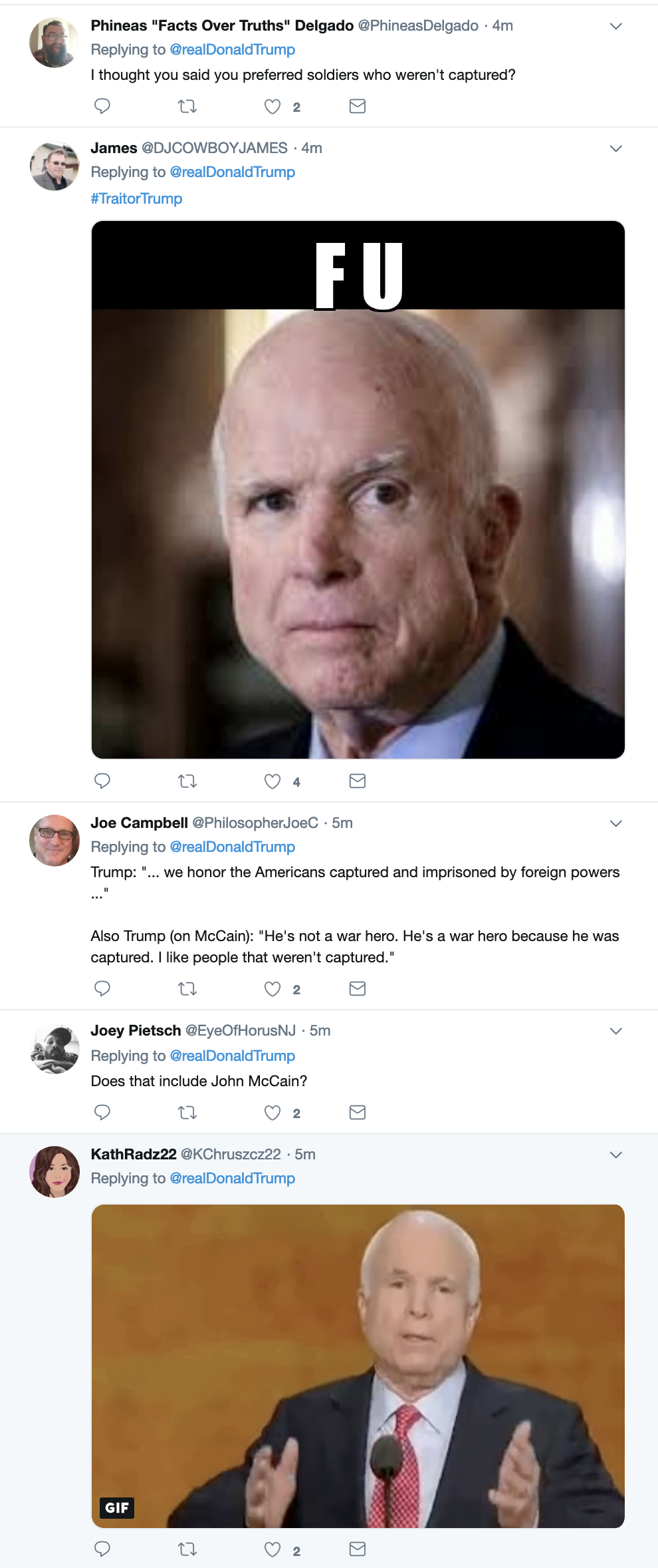 Screen-Shot-2019-04-09-at-10.42.17-AM Trump Makes An Ass Of Himself On Twitter Like An Old Bigot Corruption Crime Domestic Policy Donald Trump Politics Social Media Top Stories