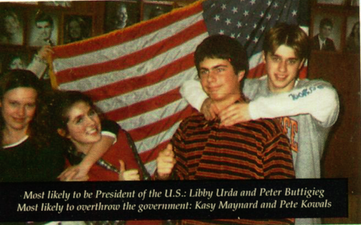 Screen-Shot-2019-04-20-at-12.25.39-PM 'ABC News' Unearthed Mayor Pete's High School Yearbook - GOP Rages Election 2020 Featured Politics Top Stories