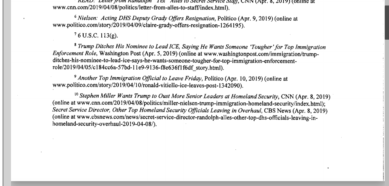 Screen-Shot-2019-04-25-at-2.19.15-PM House Committee Chairs Demand Answers From Homeland Security Corruption Crime Donald Trump Immigration Investigation Politics Racism Refugees Top Stories