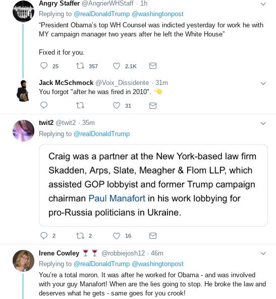 Screenshot-2019-04-12-at-11.16.04-AM Trump Flies Into Embarrassing Anti-Obama A.M. Twitter Rant Donald Trump Politics Social Media Top Stories
