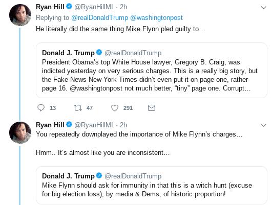 Screenshot-2019-04-12-at-11.16.32-AM Trump Flies Into Embarrassing Anti-Obama A.M. Twitter Rant Donald Trump Politics Social Media Top Stories