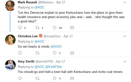 Screenshot-2019-04-20-at-12.33.03-PM AOC Mocks GOP For Rescinding Coal Mine Invitation Due To Fear Donald Trump Politics Top Stories