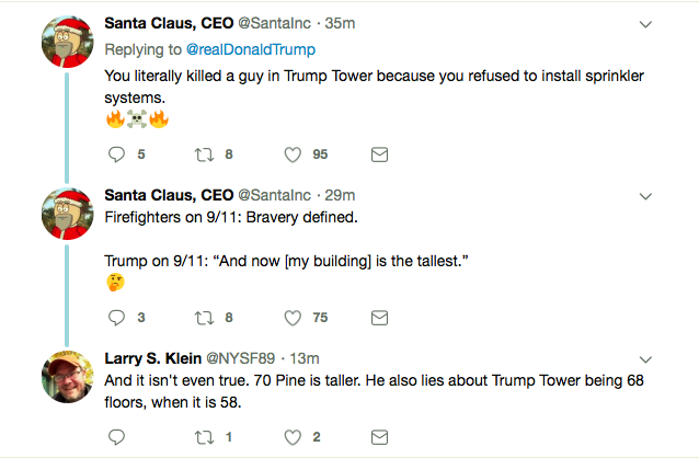 Screen-Shot-2019-05-04-at-2.37.39-PM Trump Tweets About Firefighters Again & Everyone Goes Batsh*t Donald Trump Featured Politics Top Stories Twitter