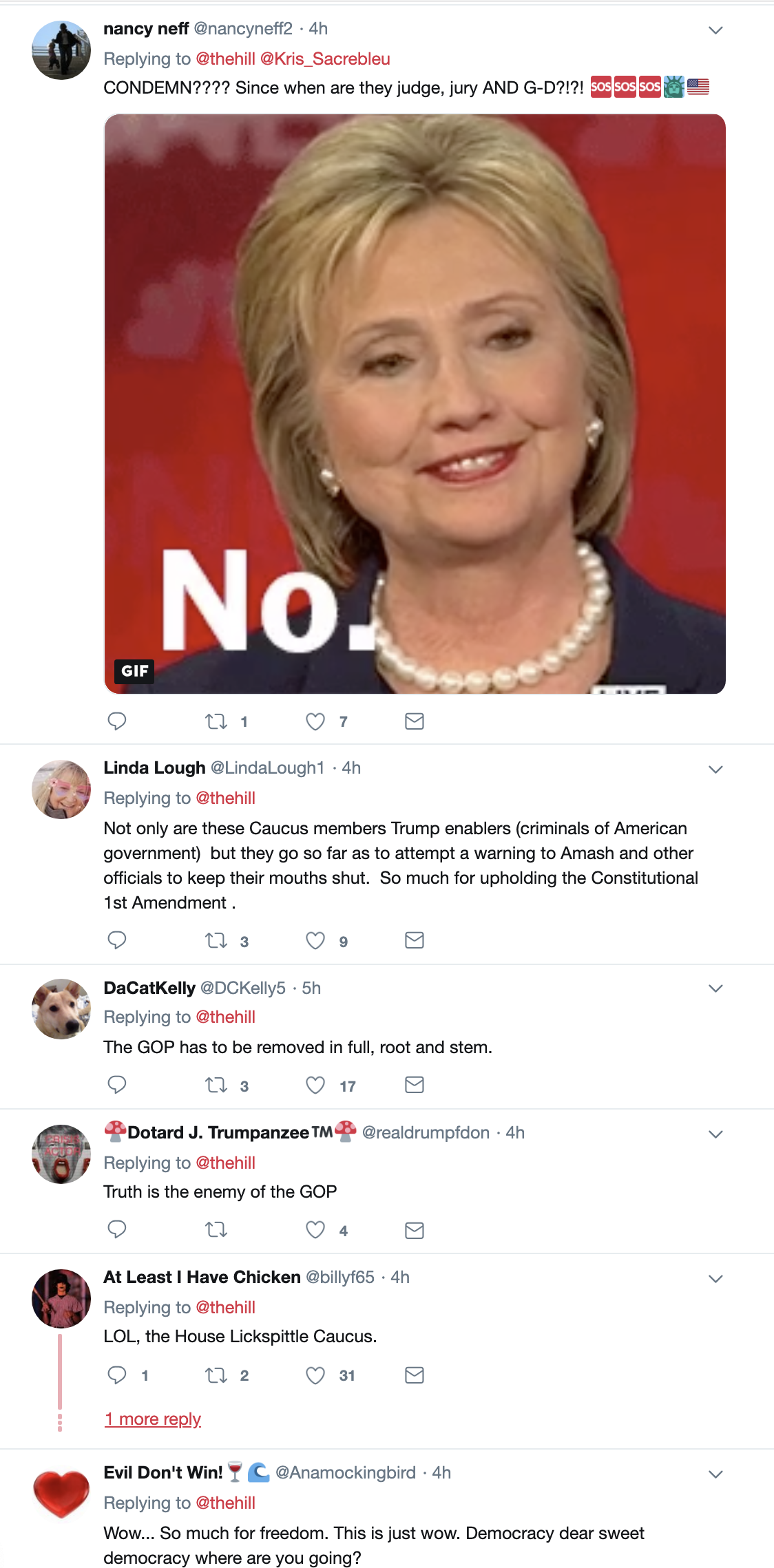 Screen-Shot-2019-05-21-at-11.52.11-AM Justin Amash Responds To Trump's Attacks On Him Like A Pro Corruption Crime Donald Trump Election 2016 Election 2020 Impeachment Investigation Mueller Politics Robert Mueller Russia Top Stories