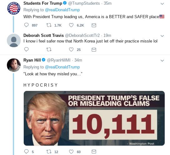 Screenshot-2019-05-04-at-10.27.00-AM Trump Kisses North Korean Ass One Day After Kim Fires Ocean Missiles Donald Trump Politics Social Media Top Stories