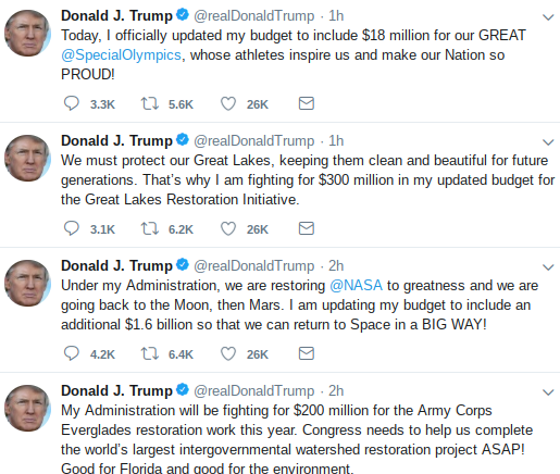 Screenshot-2019-05-13-at-7.11.23-PM Trump Delivers Monday Night Rant That Has People Fuming Mad Donald Trump Politics Social Media Top Stories