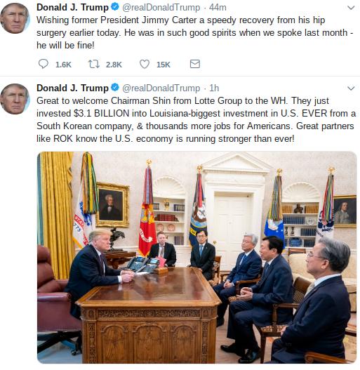 Screenshot-2019-05-13-at-7.15.35-PM Trump Delivers Monday Night Rant That Has People Fuming Mad Donald Trump Politics Social Media Top Stories
