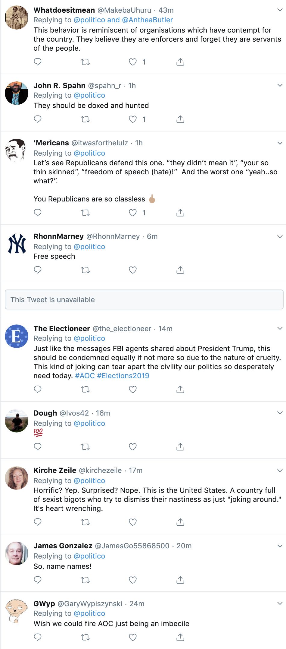 Screen-Shot-2019-07-01-at-2.45.46-PM Out-Of-Control Border Agents Mock Dead Immigrants On Facebook Corruption Crime Domestic Policy Donald Trump Human Rights Humanitarian Immigration Investigation Politics Racism Refugees Top Stories