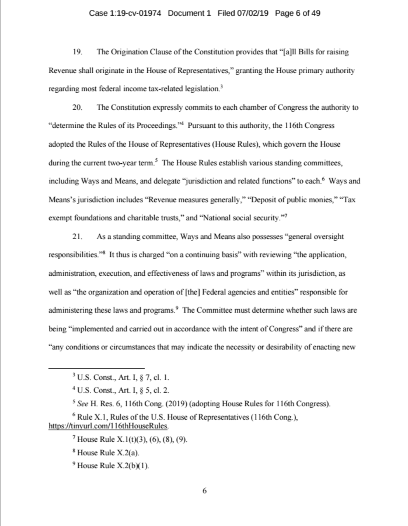 Screen-Shot-2019-07-02-at-11.30.02-AM JUST IN: House Ways And Means Committee Drops Bombshell Corruption Crime Donald Trump Politics Top Stories