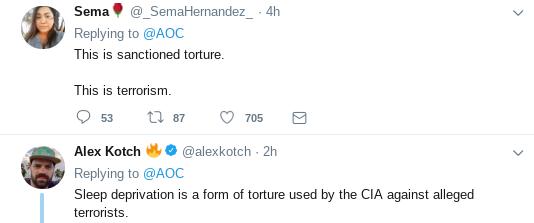 Screenshot-2019-07-01-at-6.56.25-PM AOC Accuses Trump's Border Guards Of Sexual & Physical Threat Donald Trump Immigration Politics Social Media Top Stories