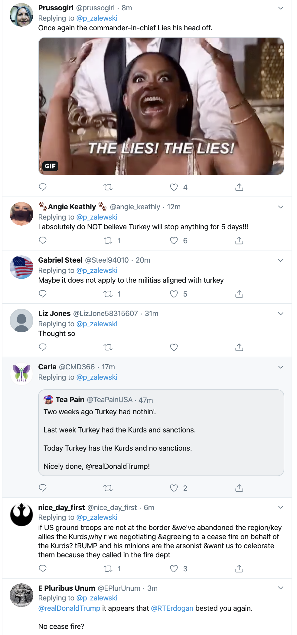 Screen-Shot-2019-10-17-at-1.42.56-PM Turkey Says No Ceasefire; Trump/Pence Lied Again Corruption Crime Donald Trump Election 2016 Election 2020 Featured Foreign Policy Military Politics Top Stories War