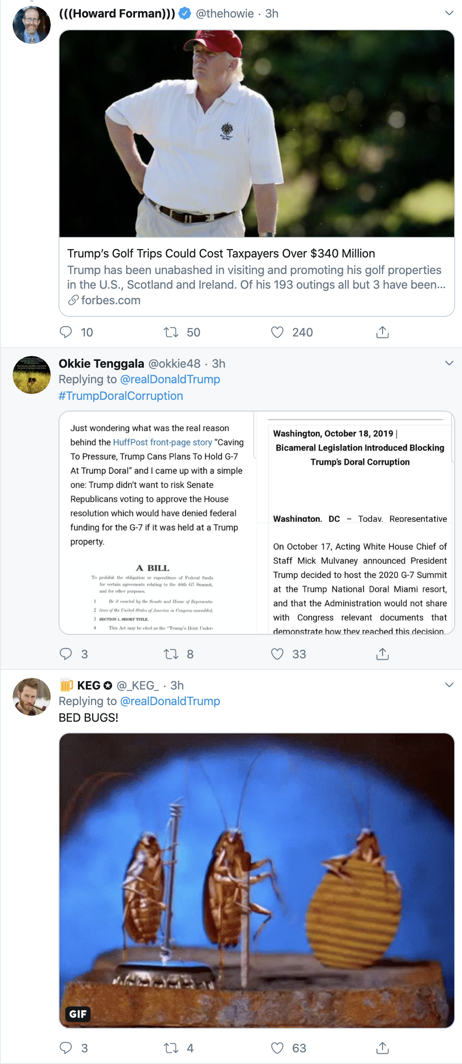 Screen-Shot-2019-10-21-at-12.16.19-PM Trump Is Whining About His Doral/G7 Idea Like It Was Smart Corruption Crime Domestic Policy Donald Trump Economy Election 2016 Election 2020 Featured Foreign Policy History Impeachment Investigation National Security Politics Top Stories