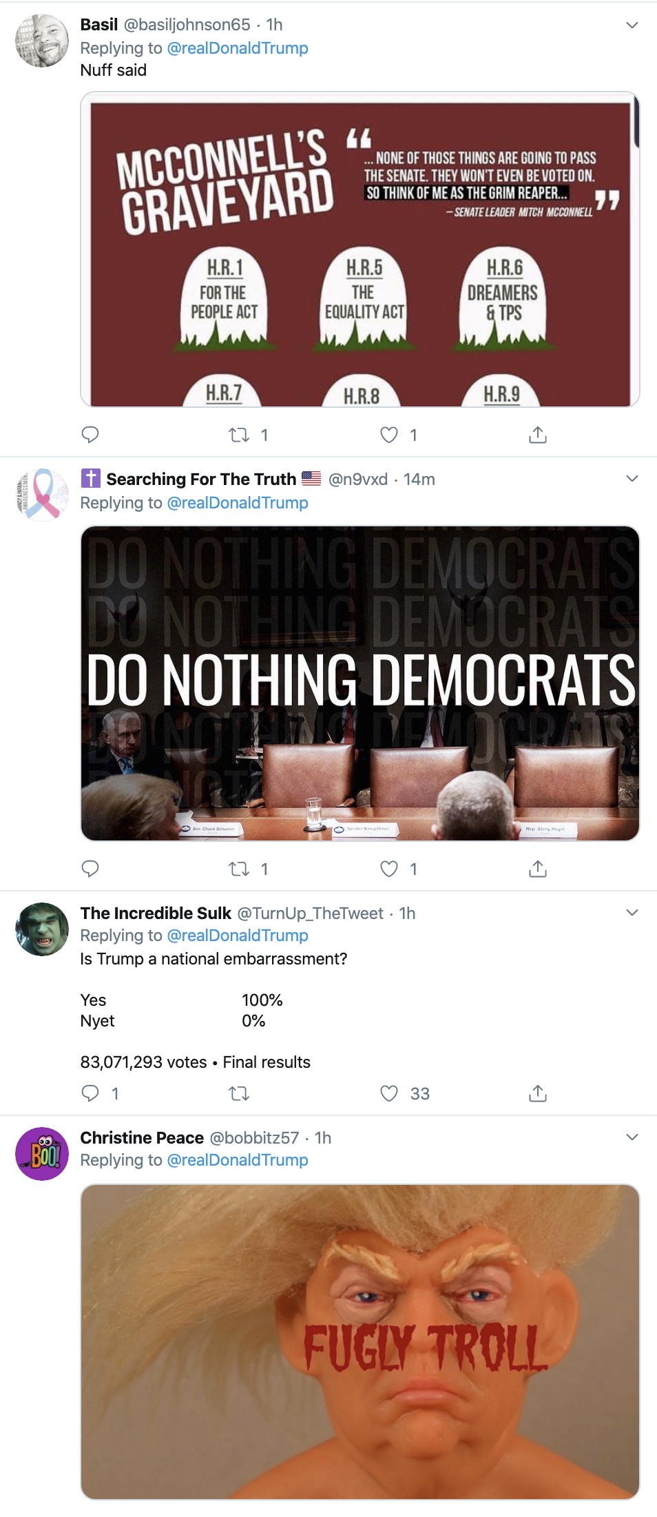 Screen-Shot-2019-10-22-at-10.38.21-AM Trump Fires Off Erratic Weaponized Twitter Bombs Tuesday Corruption Crime Domestic Policy Donald Trump Economy Election 2016 Election 2020 Featured Foreign Policy Hillary Clinton Impeachment Investigation Media Military National Security Politics Racism Russia Social Media Top Stories
