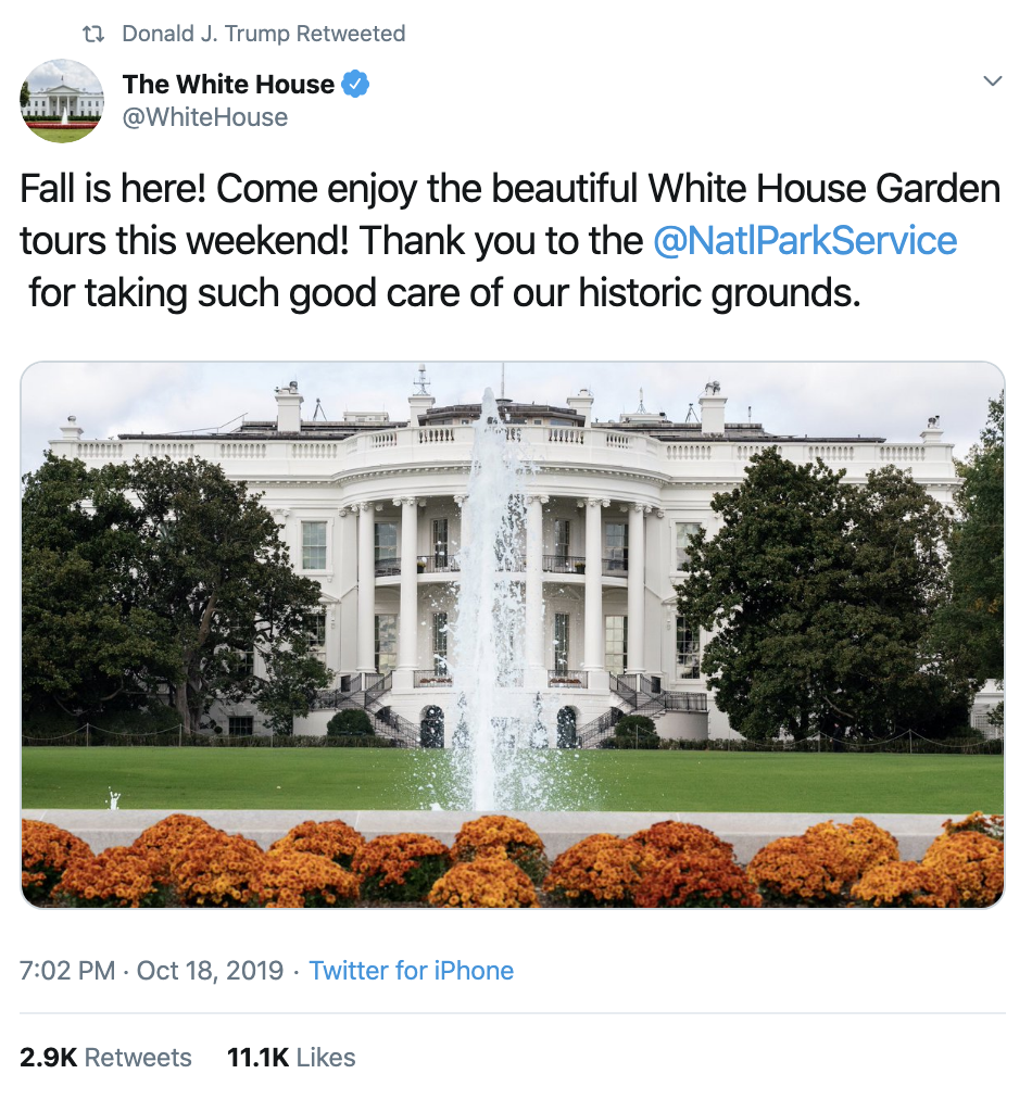 Screen-Shot-2019-10-22-at-10.46.32-AM Trump Fires Off Erratic Weaponized Twitter Bombs Tuesday Corruption Crime Domestic Policy Donald Trump Economy Election 2016 Election 2020 Featured Foreign Policy Hillary Clinton Impeachment Investigation Media Military National Security Politics Racism Russia Social Media Top Stories