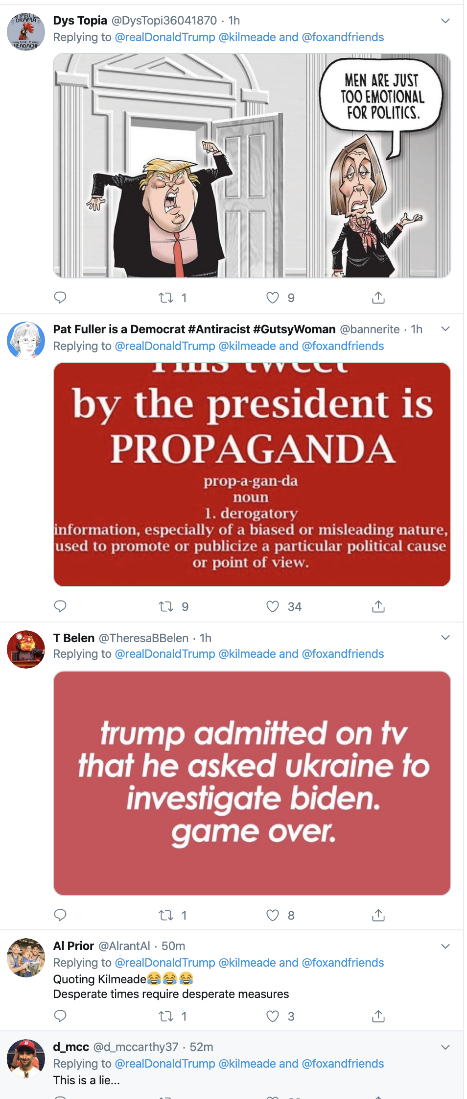 Screen-Shot-2019-10-22-at-7.24.43-AM Trump Calls Impeachment 'A Lynching' In Tuesday AM Outburst Corruption Crime Domestic Policy Donald Trump Election 2016 Election 2020 Featured Hillary Clinton Investigation Islamaphobia Politics Top Stories
