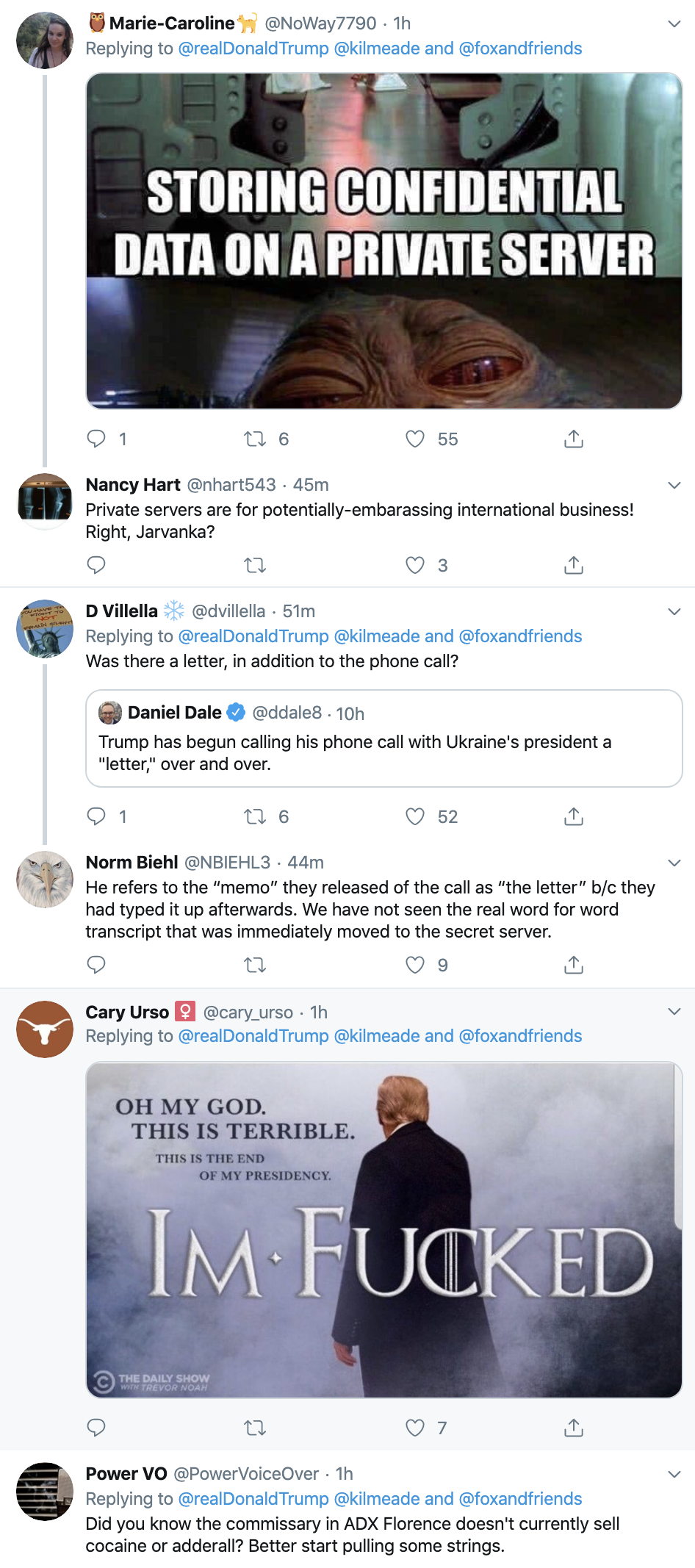 Screen-Shot-2019-10-22-at-7.25.13-AM Trump Calls Impeachment 'A Lynching' In Tuesday AM Outburst Corruption Crime Domestic Policy Donald Trump Election 2016 Election 2020 Featured Hillary Clinton Investigation Islamaphobia Politics Top Stories