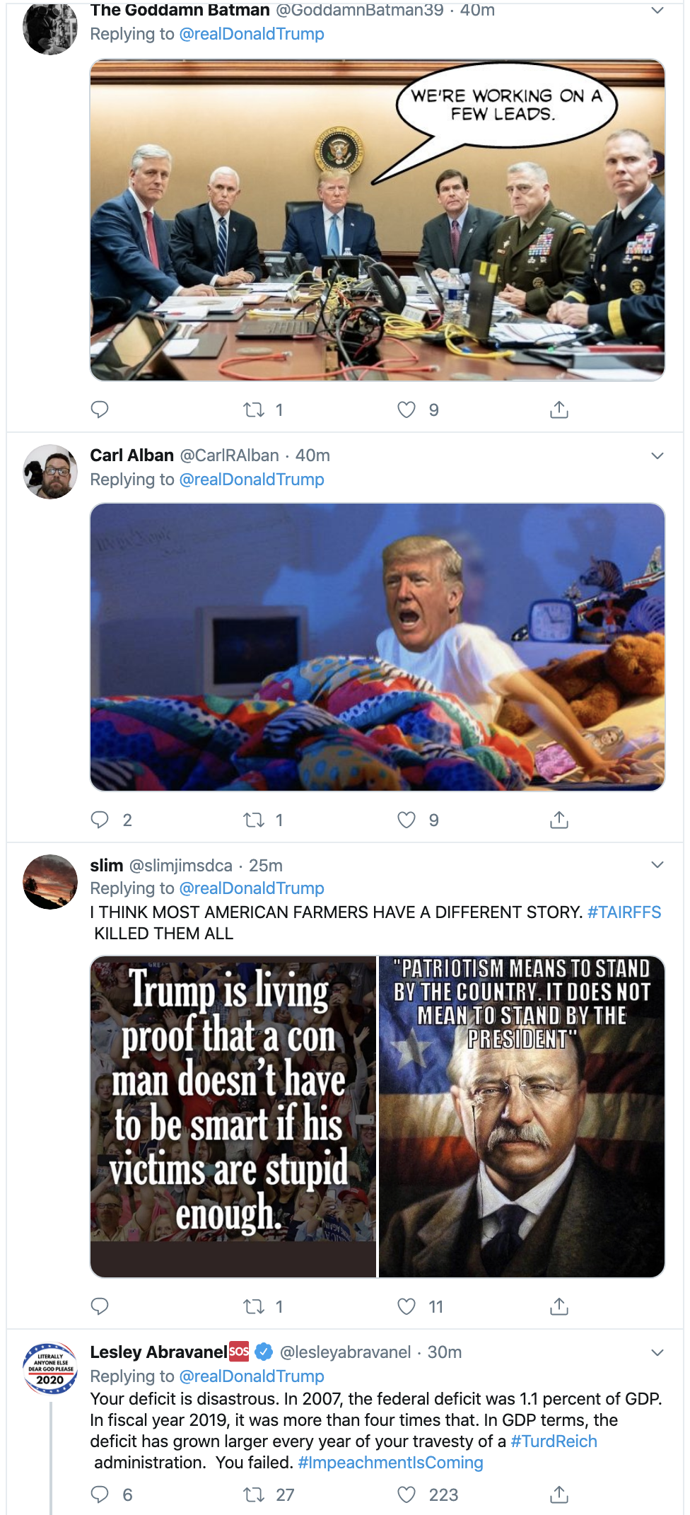 Screen-Shot-2019-10-30-at-7.20.19-AM Trump Goes On AM Twitter Tirade, Misspelling Multiple Words Corruption Crime Domestic Policy Donald Trump Economy Election 2016 Election 2020 Featured Foreign Policy Impeachment Investigation Military National Security Politics Russia Top Stories War