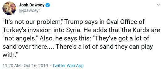Screenshot-2019-10-16-at-2.21.31-PM Lindsay Graham Has 5-Tweet Anti-Trump Wednesday Meltdown Donald Trump Military National Security Politics Social Media Top Stories