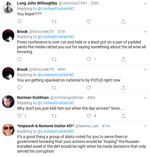 Screenshot-2019-10-16-at-2.21.56-PM Lindsay Graham Has 5-Tweet Anti-Trump Wednesday Meltdown Donald Trump Military National Security Politics Social Media Top Stories