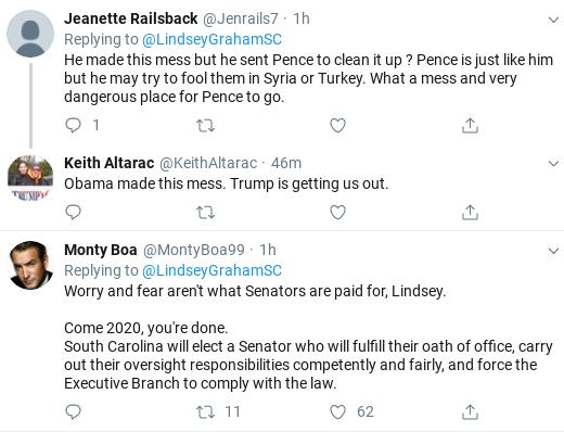 Screenshot-2019-10-16-at-2.25.48-PM Lindsay Graham Has 5-Tweet Anti-Trump Wednesday Meltdown Donald Trump Military National Security Politics Social Media Top Stories