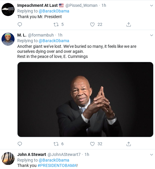 Screenshot-2019-10-17-at-12.40.16-PM Obama Shows Trump How To Lead With Elijah Cummings Message To America Donald Trump Politics Social Media Top Stories