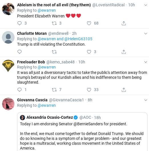 Screenshot-2019-10-20-at-10.12.28-AM 2020 Dems Slam Trump Over G7 Hosting Debacle Corruption Donald Trump Politics Social Media Top Stories