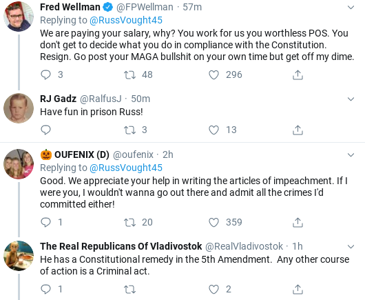 Screenshot-2019-10-21-at-1.54.20-PM Top Trump Official Takes Defiant Stand Against Impeachment Inquiry Corruption Donald Trump Impeachment Politics Social Media Top Stories
