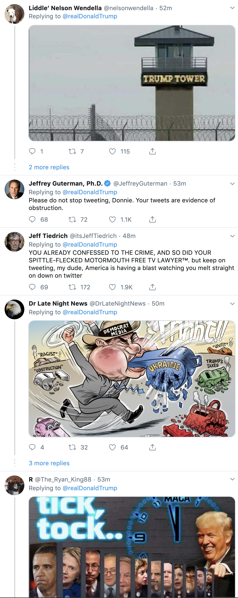 a9bd51e0-screen-shot-2019-10-01-at-9.14.01-am Trump Made Himself Look Guilty On Twitter Tuesday - Here's Why Corruption Crime Domestic Policy Donald Trump Economy Election 2020 Featured Foreign Policy Politics Top Stories