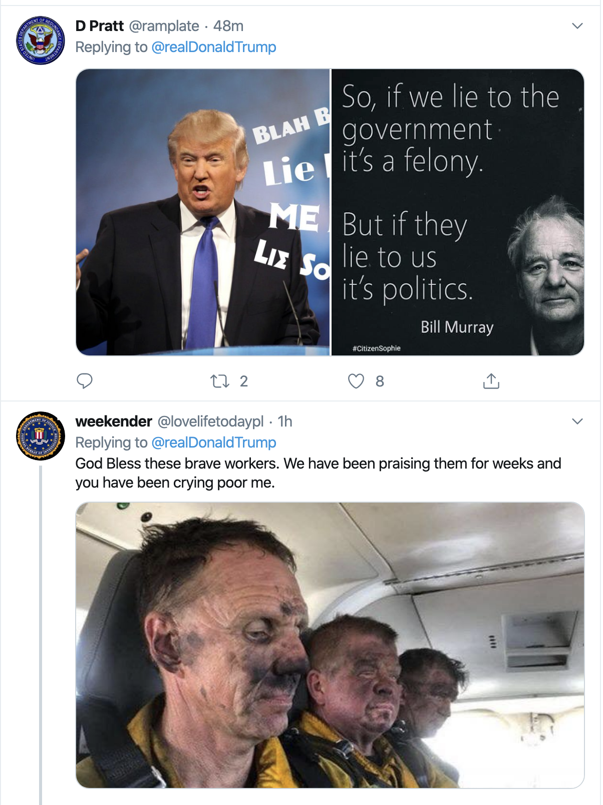 Screen-Shot-2019-11-03-at-2.24.33-PM Trump Announces Wild Conspiracy During Sunday Afternoon Meltdown Uncategorized