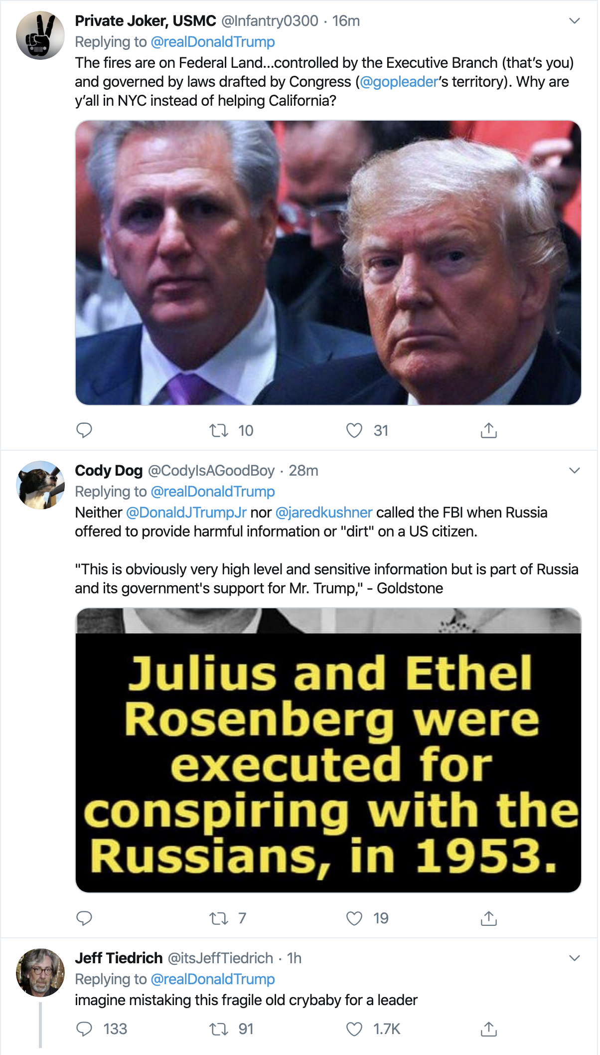 Screen-Shot-2019-11-03-at-2.24.50-PM Trump Announces Wild Conspiracy During Sunday Afternoon Meltdown Uncategorized