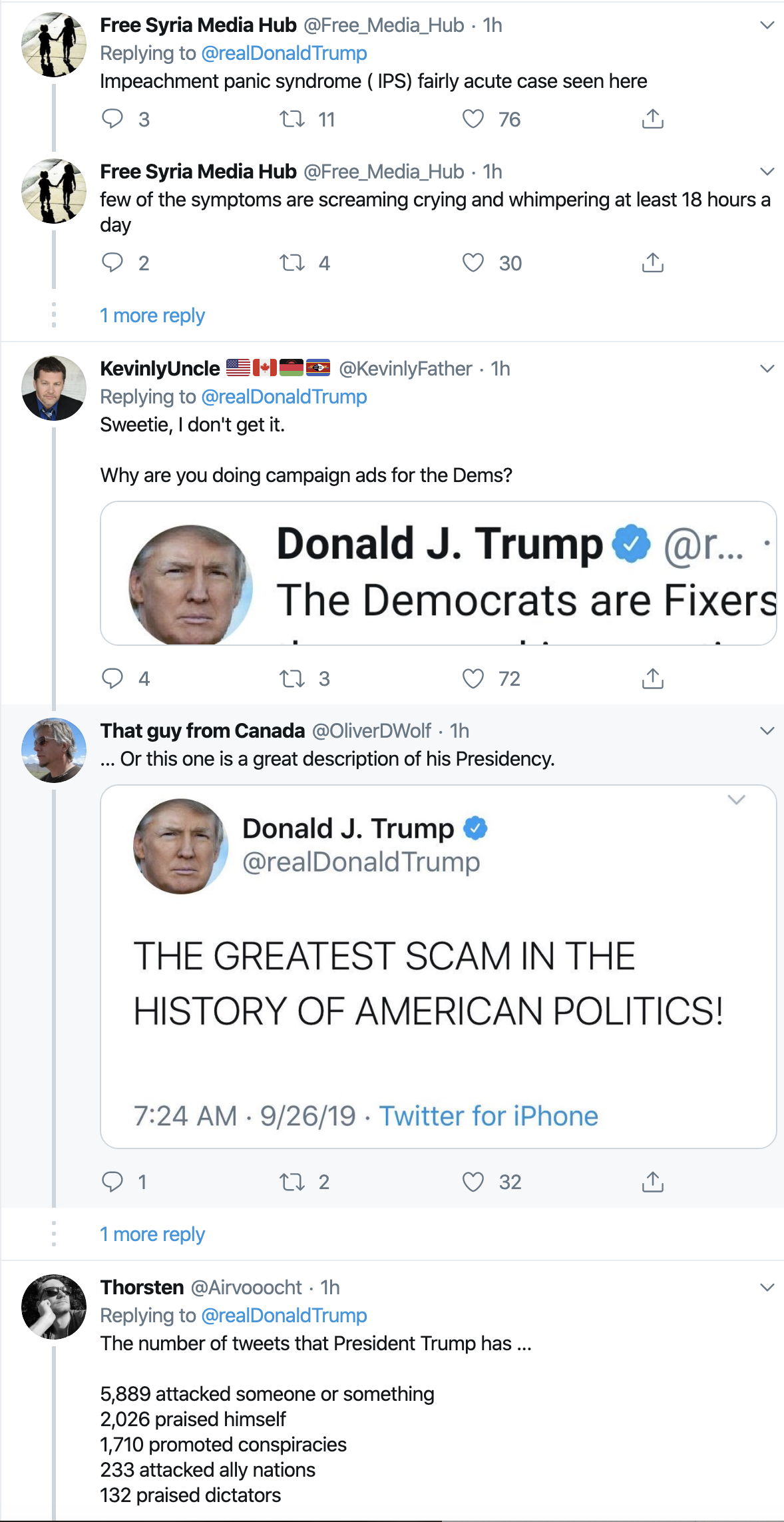 Screen-Shot-2019-11-03-at-2.26.02-PM Trump Announces Wild Conspiracy During Sunday Afternoon Meltdown Uncategorized