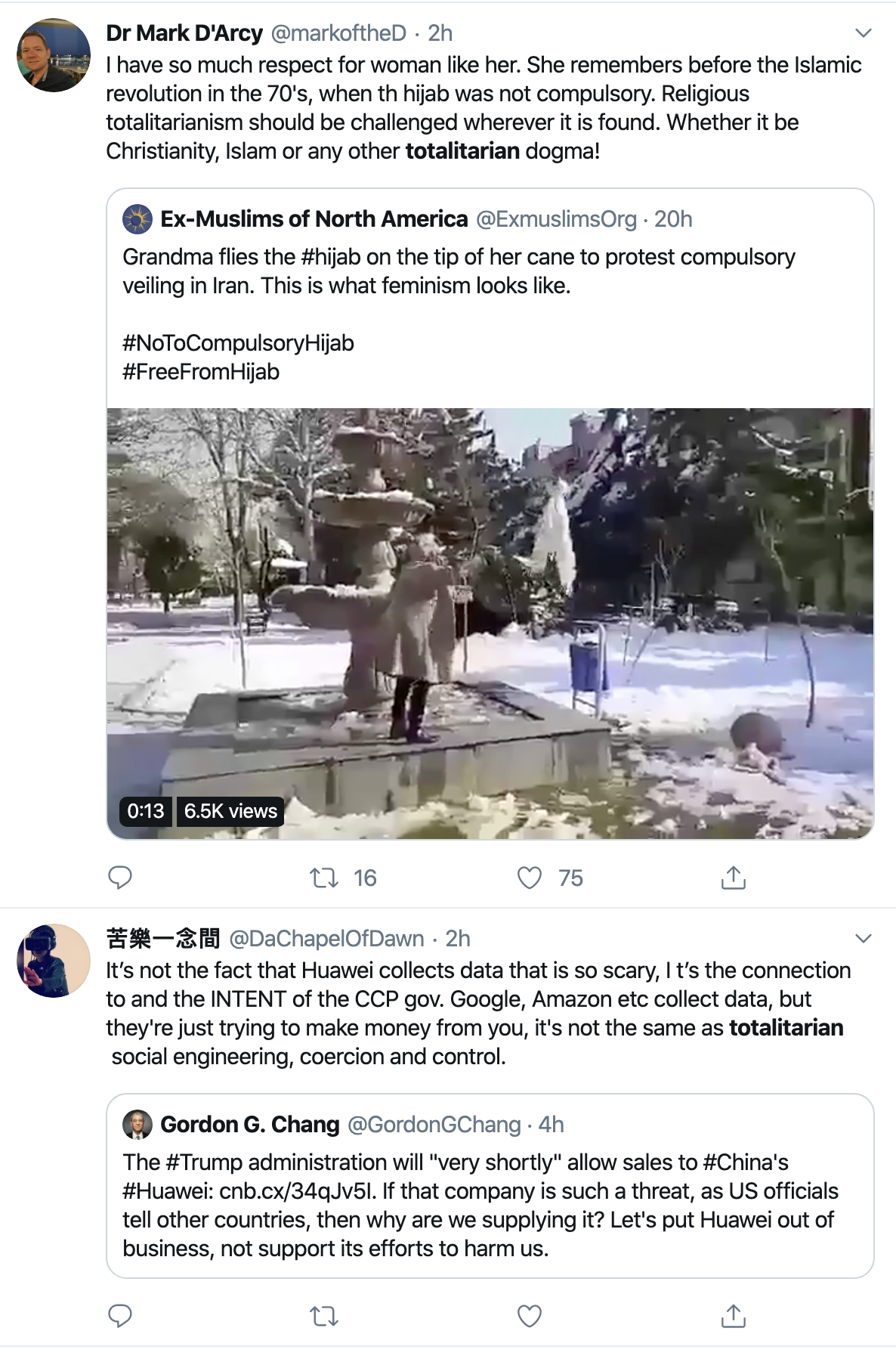 Screen-Shot-2019-11-04-at-12.36.23-PM Trump Demands Four WH Officials Refuse Depositions Conspiracy Theory Corruption Crime Donald Trump Election 2016 Election 2020 Featured Impeachment Investigation National Security Politics Refugees Top Stories