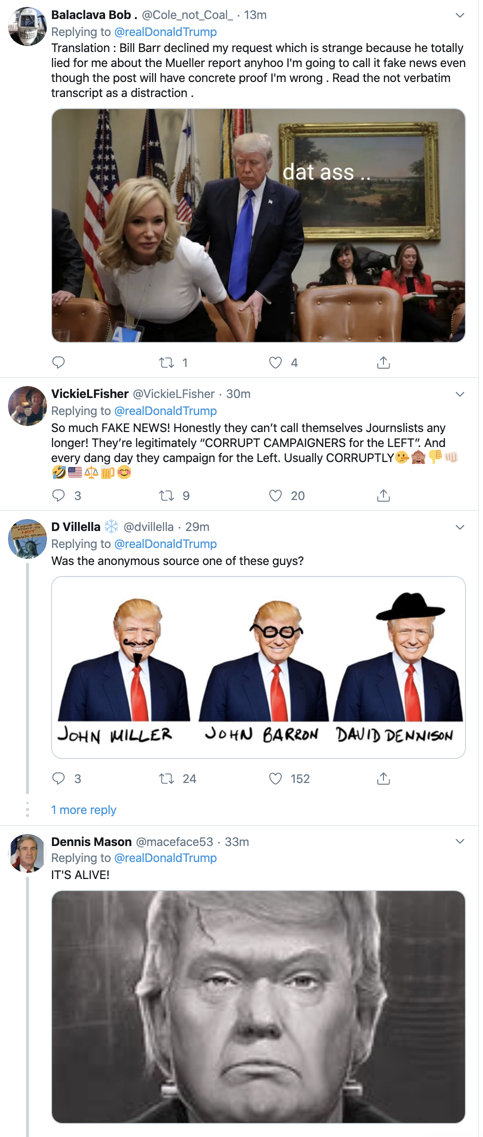 Screen-Shot-2019-11-07-at-7.08.38-AM Trump Slips Up Big Time In Thursday AM Twitter Word Scramble Corruption Crime Donald Trump Election 2020 Fact-Checker Featured Foreign Policy Impeachment Investigation Islamaphobia Military National Security Politics Social Media Top Stories War