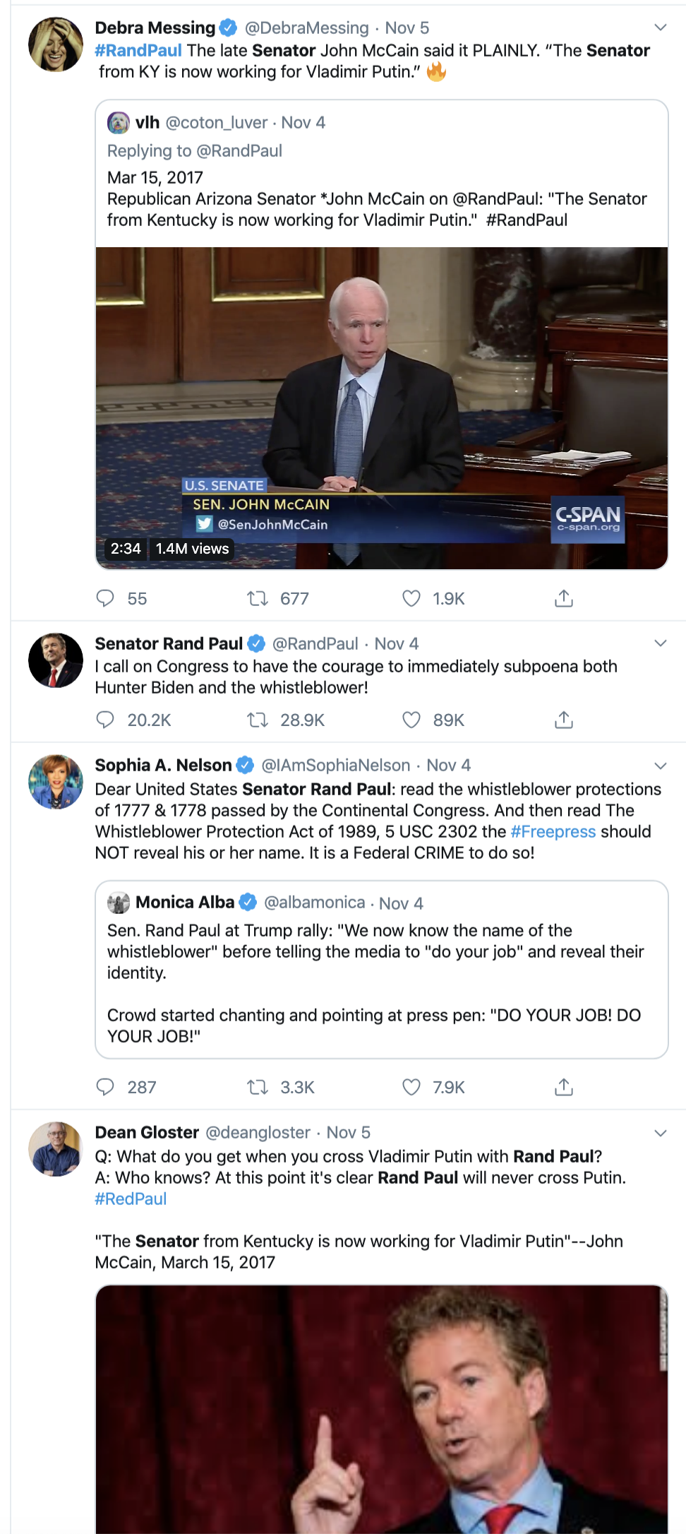 Screen-Shot-2019-11-10-at-10.05.19-AM Chuck Todd Humiliation For Defending Trump On Sunday Show Goes Viral Corruption Crime Domestic Policy Donald Trump Election 2016 Election 2020 Featured Foreign Policy Impeachment Investigation Mueller National Security Politics Top Stories