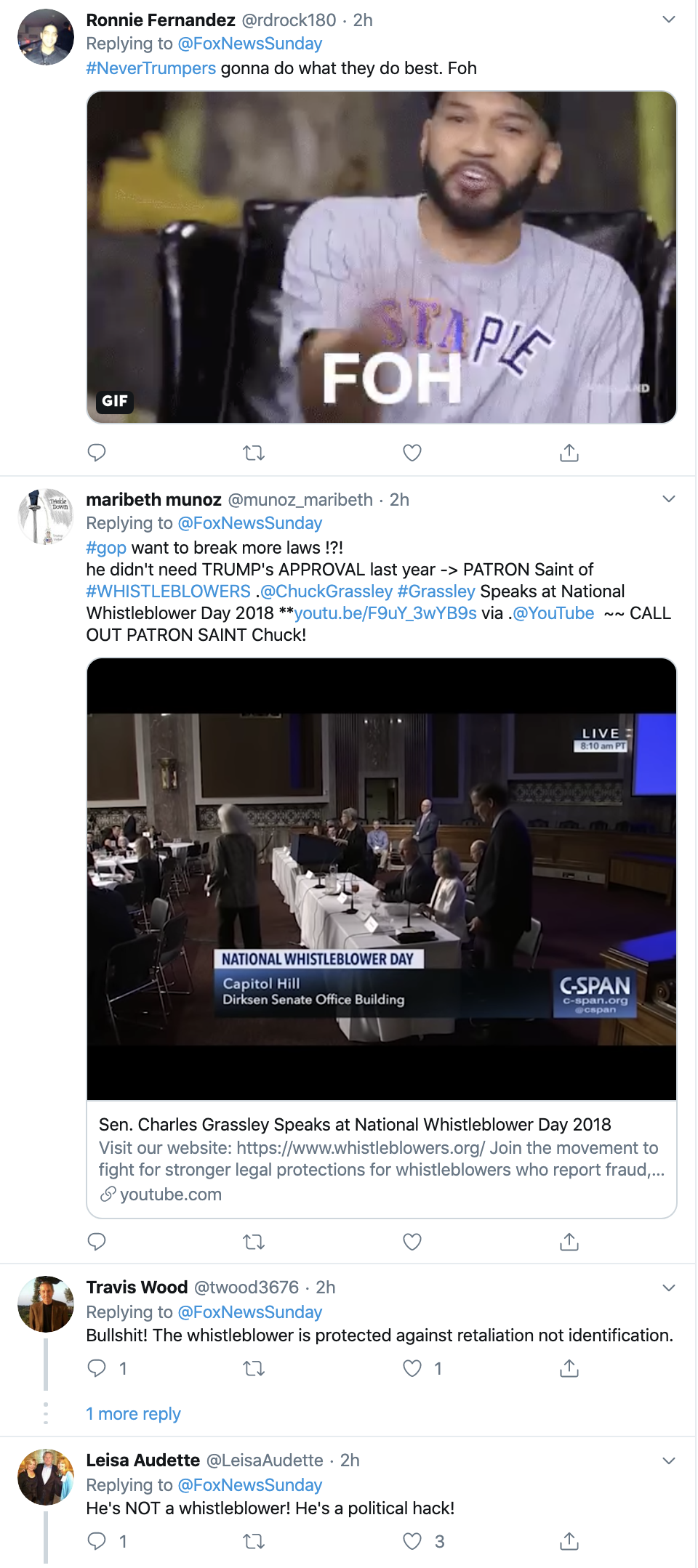 Screen-Shot-2019-11-10-at-11.27.05-AM GOP Intel Committee Member Betrays Trump During Sunday Interview Conspiracy Theory Corruption Crime Donald Trump Election 2016 Election 2020 Featured Foreign Policy History Impeachment Investigation Military National Security Politics Terrorism Top Stories War