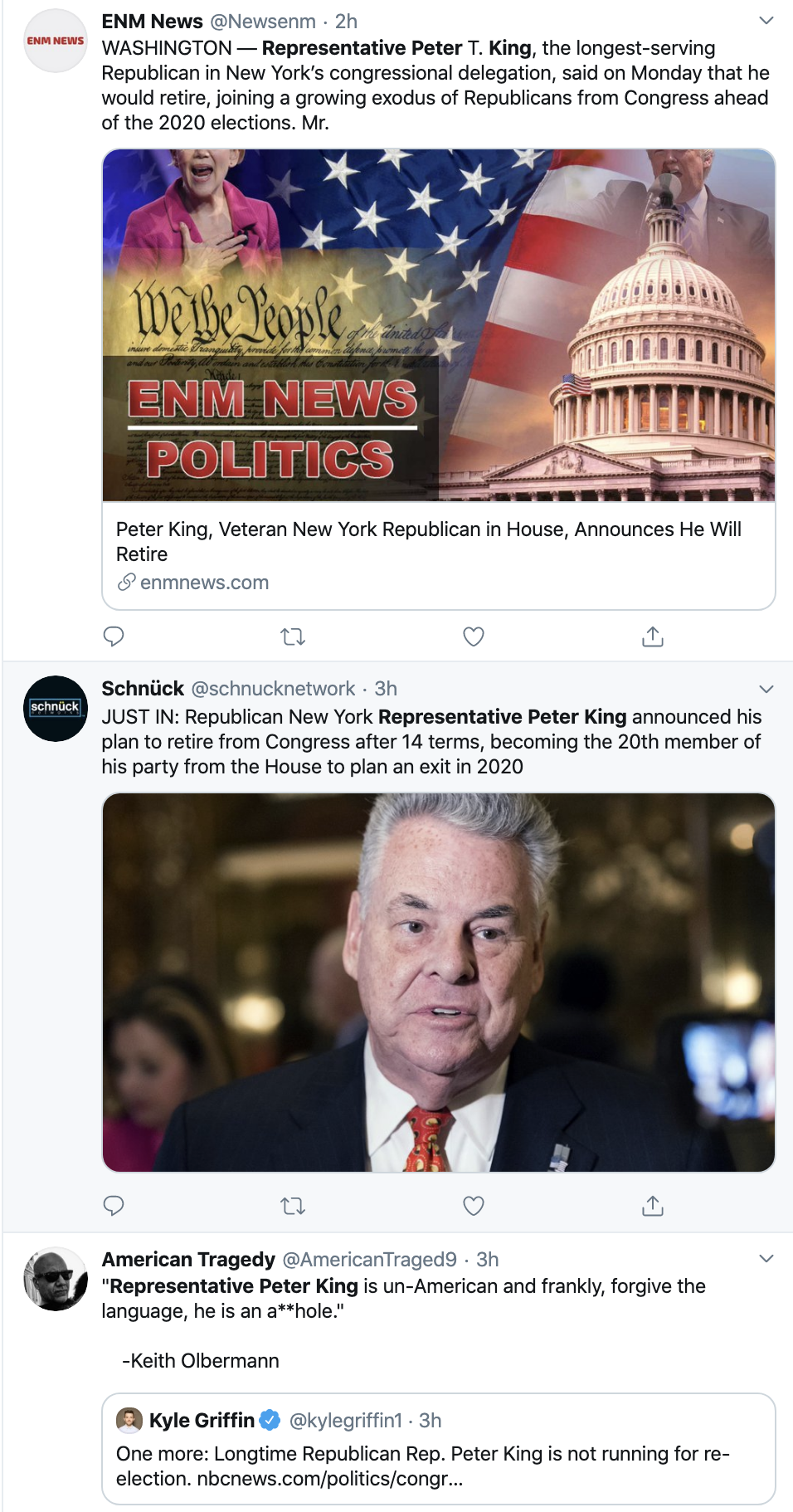 Screen-Shot-2019-11-11-at-10.30.04-AM Congressman Resigns Abruptly - Republicans Lose Party Staple Domestic Policy Donald Trump Election 2016 Election 2018 Election 2020 Environment Foreign Policy Gun Control Politics Terrorism Top Stories